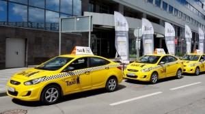 Работа в Get Taxi